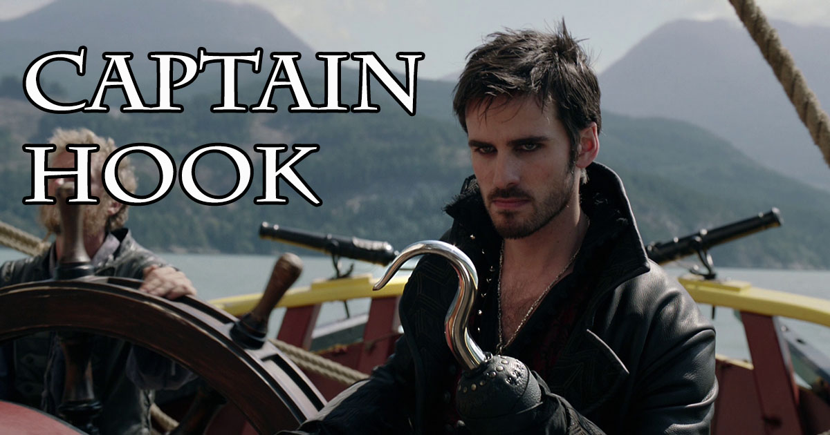 Captain Hook/Killian Jones OpenGraph Image
