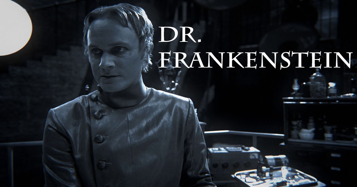 Dr. Victor Frankenstein/Dr. Whale OpenGraph Image