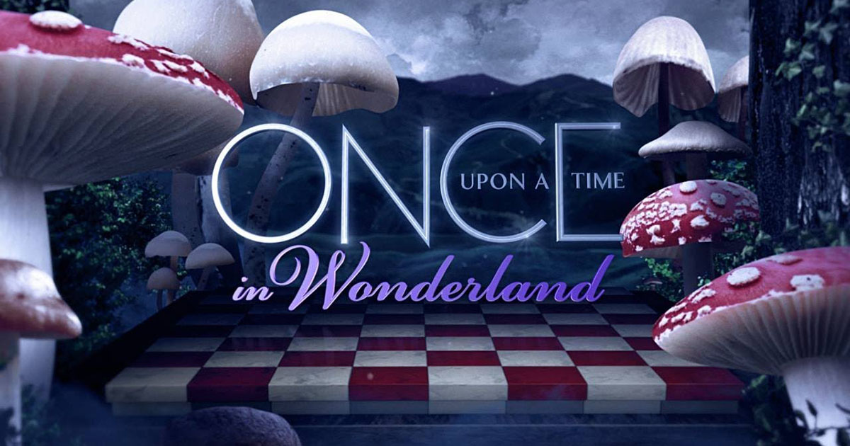 Once Upon a Time in Wonderland OpenGraph Image