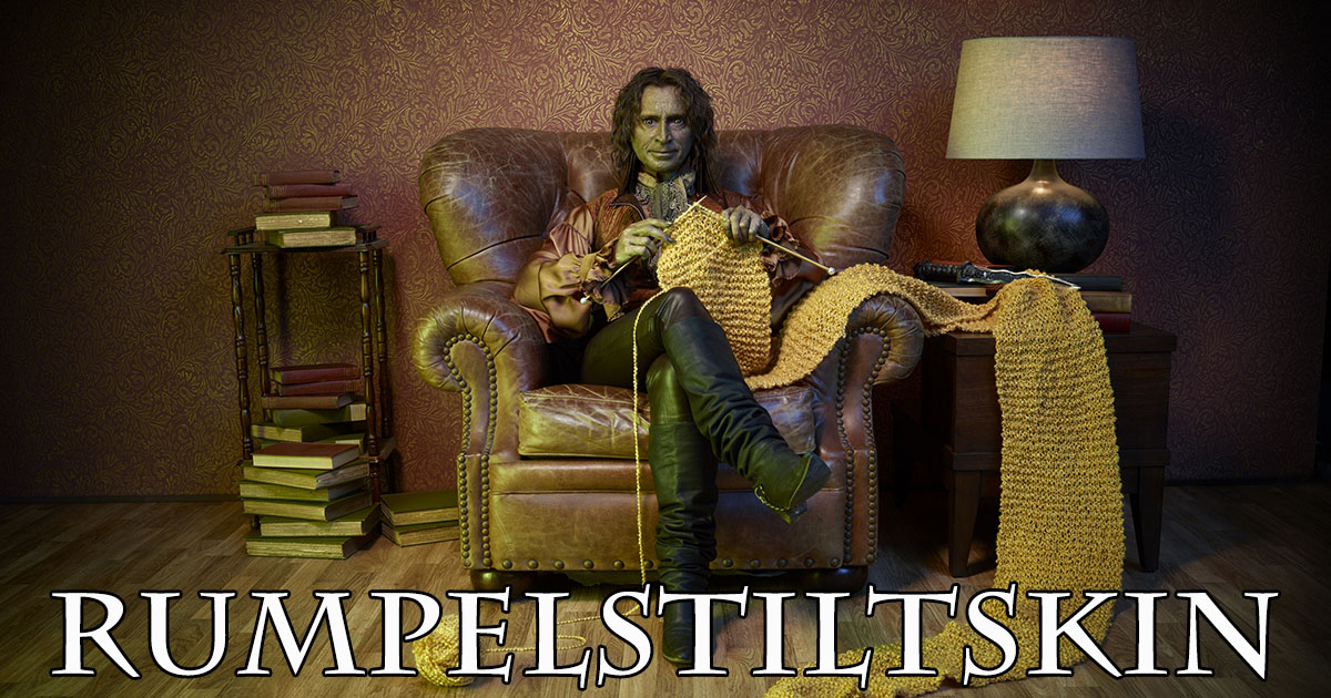 Rumpelstiltskin/The Dark One/Mr. Gold OpenGraph Image