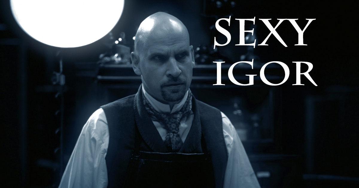 Sexy Igor OpenGraph Image