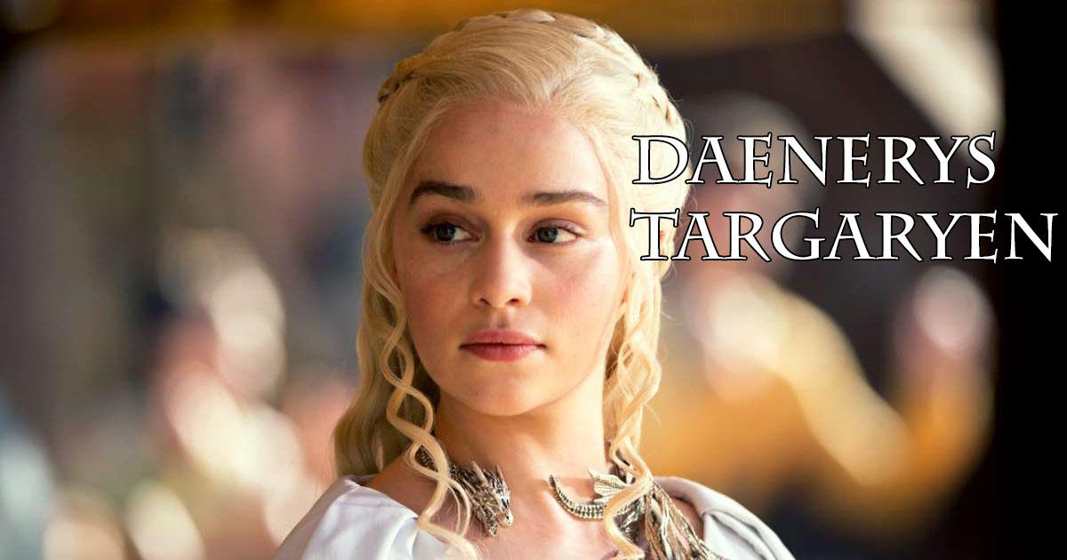 Daenerys Targaryen OpenGraph Image