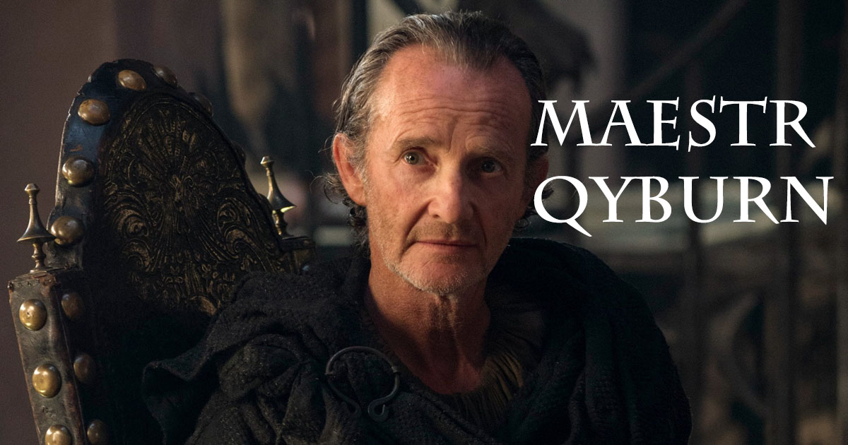 Maester Qyburn OpenGraph Image