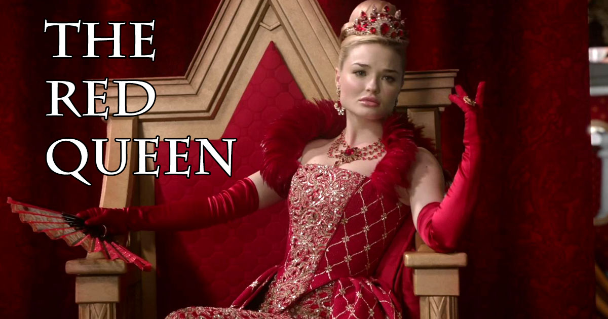 The Red Queen/Anastasia OpenGraph Image