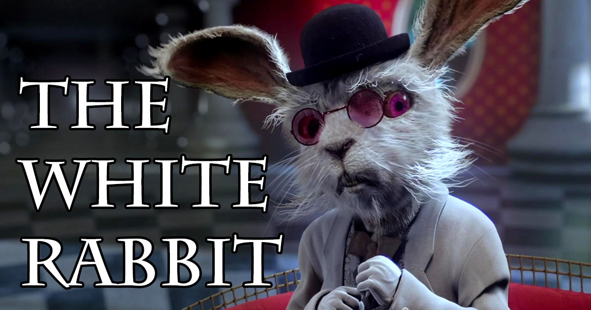 The White Rabbit OpenGraph Image